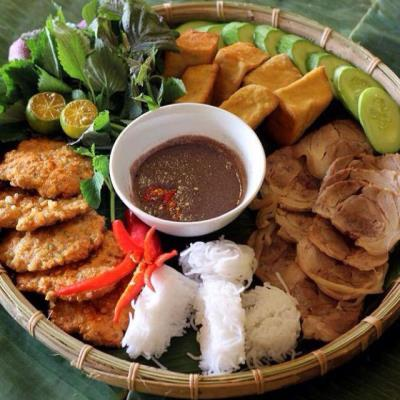 Địa chỉ  những hàng bún chỉ muốn sà vào ăn ngay tại Hà Nội