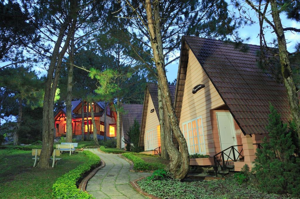 Resort Mộng Mơ-Đà Lạt