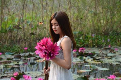 Chùa Hương cuối Thu - mùa suối Yến nở hoa