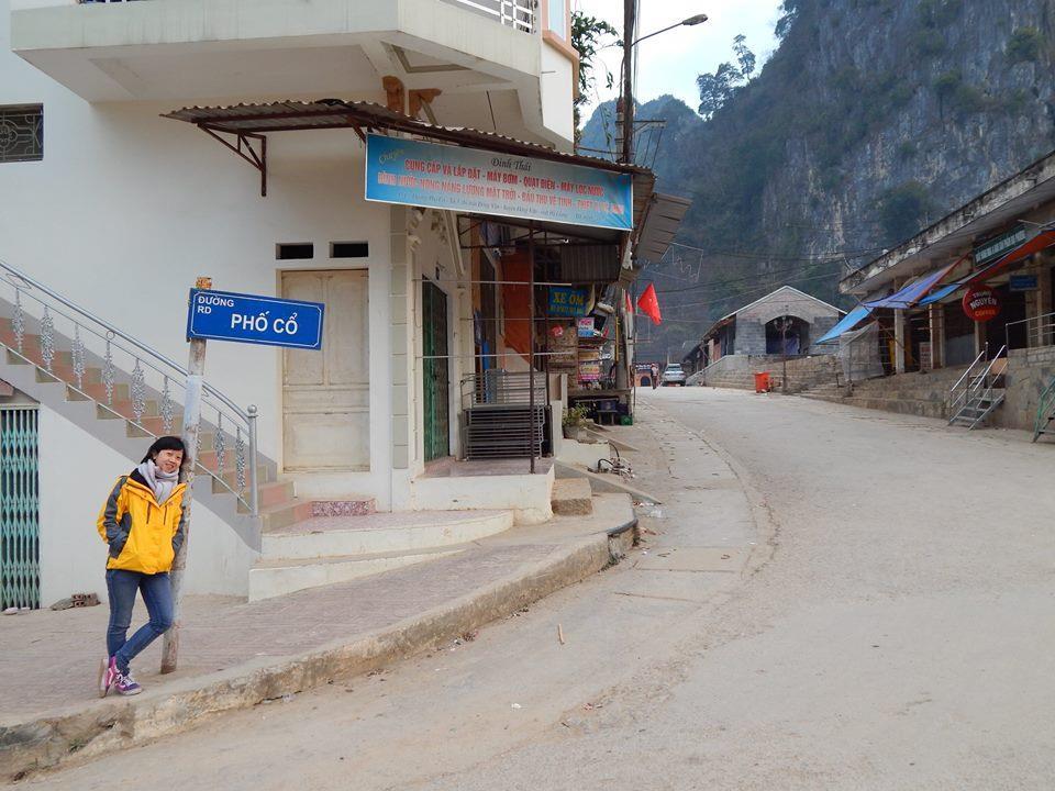 Cung đường Bắc Hà - Hà Giang Tết 2018