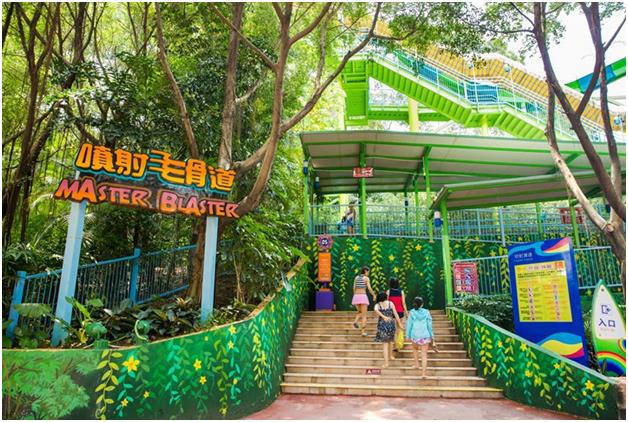 Những điều cần biết trước khi đến  Tổ Hợp Công Viên Giải Trí Trường Long – Quảng Châu