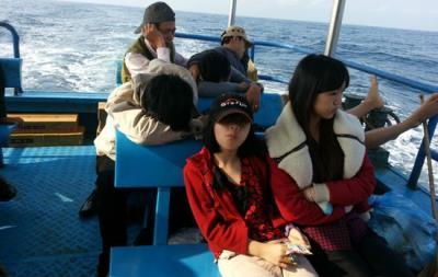 Kinh Nghiệm PhượtKinh nghiệm chống say sóng khi đi biển