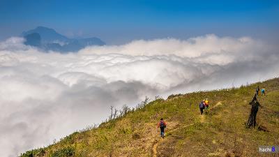 Lịch trình trekking và săn mây ở núi Lảo Thẩn
