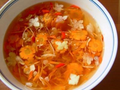 Cách làm một số loại nước chấm thông dụng cho các món ăn