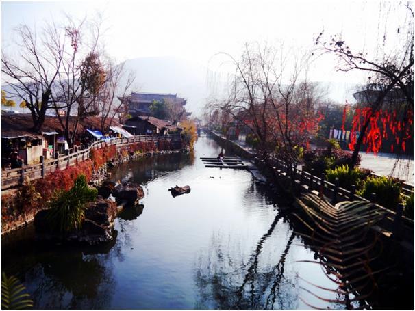 Tháng 12 và những điểm du lịch hấp dẫn ở Trung Quốc