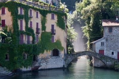 Nesso: Ngôi làng nhỏ mơ mộng nhất nước Ý