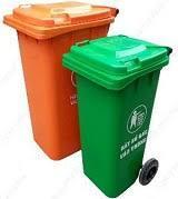 Thùng rác công nghiệp 240 lít giá chỉ 1tr1 tại Đà Nẵng liên hệ 0905681595