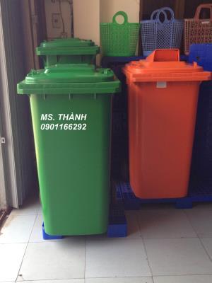 Thùng rác huế. công nghiệp nhựa HDPE nhập khẩu. bền đẹp. lh 0901166292