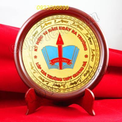 Đúc đĩa đồng, bán đĩa đồng vinh danh, quà tặng truyên thống