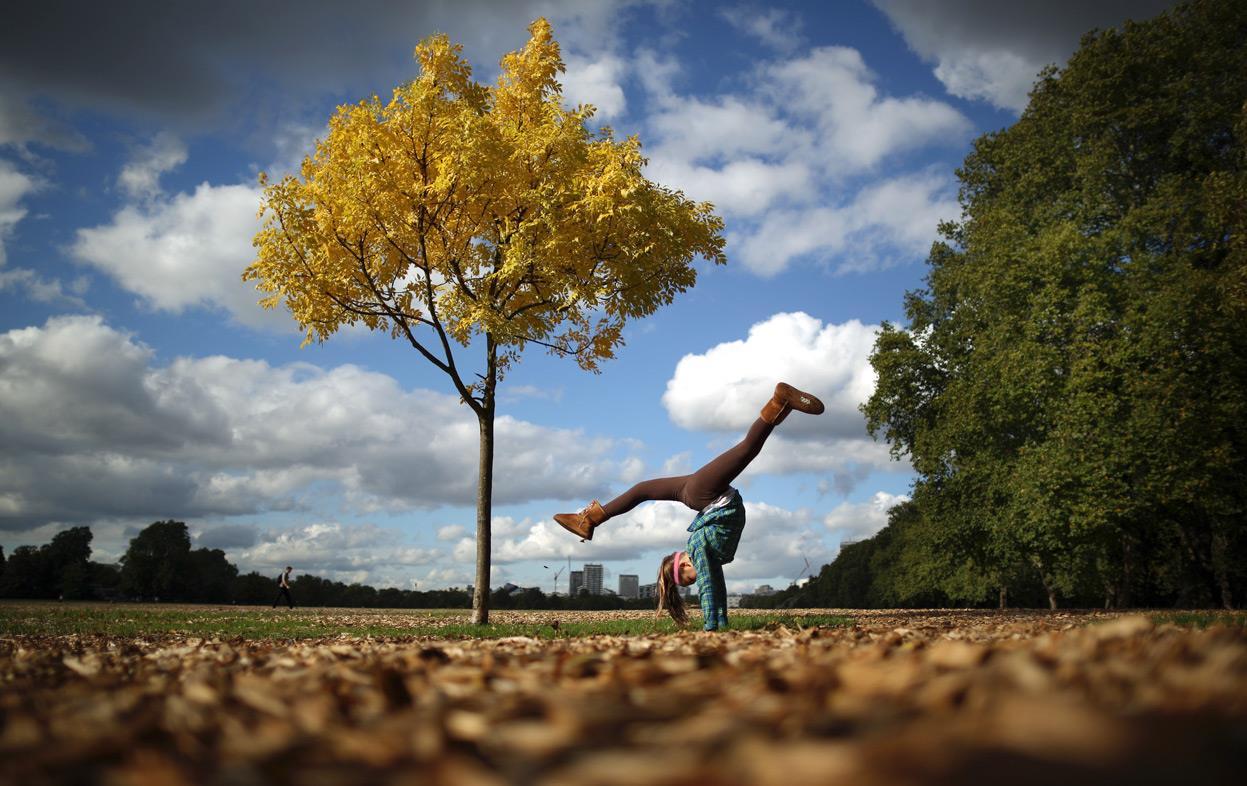 Những bức ảnh tuyệt đẹp về mùa thu trên thế giới phần 2