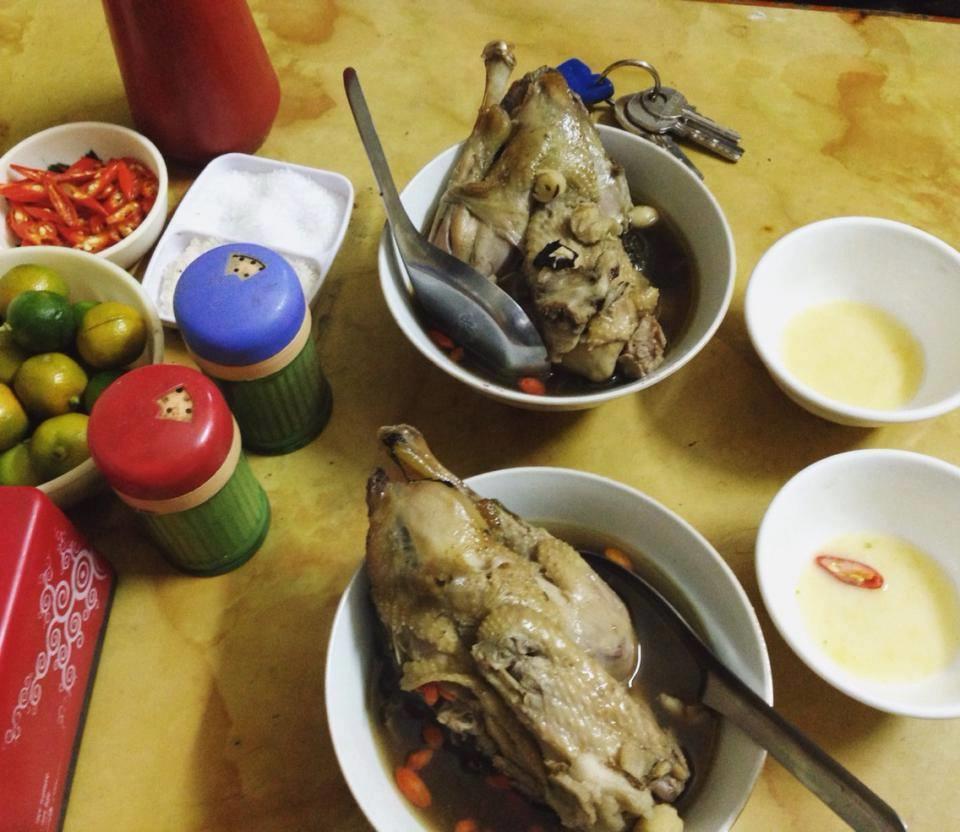 Địa chỉ 38 món gà ngon nhất Hà Nội 2017