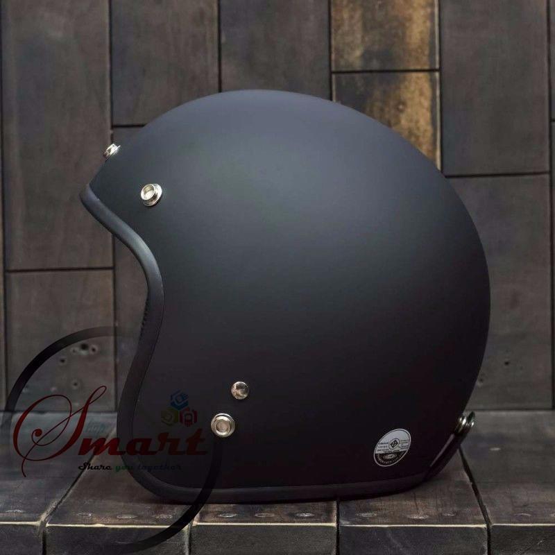 Combo mũ bảo hiểm và kính phượt - MS76878