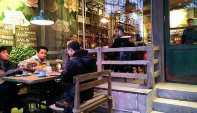 [GÓC CHÊ] Cộng cà phê Hoàng Cầu