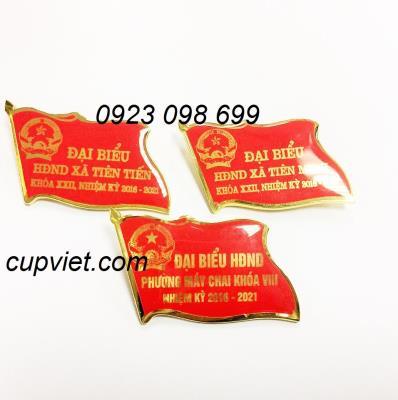 Huy hiệu công ty, huy hiệu đại hội huy hiệu hội đồng