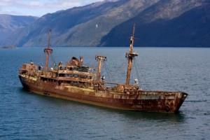 """Sự trở lại của """"con tàu ma"""" sau gần 100 năm mất tích"""