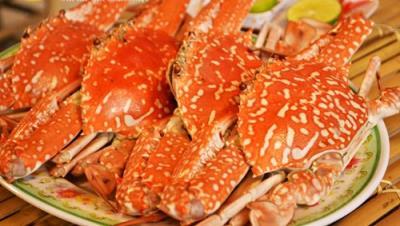 GHẸ HÀM NINH PHÚ QUỐC thịt chắc, ngọt, thơm, hương vị có thể chinh phục cả thực khách khó tính nhất