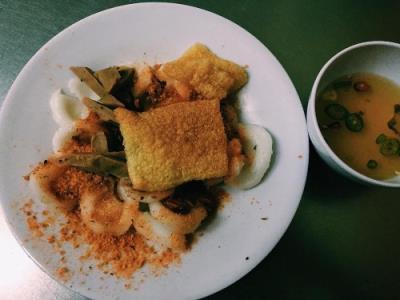 Bánh bèo, trà sữa cho buổi chiều vi vu Đà Nẵng