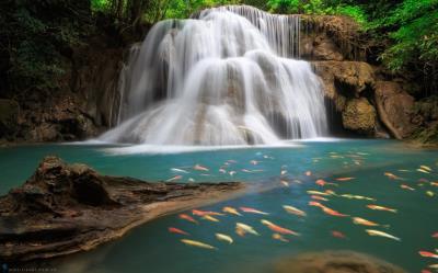 Bản Giốc lọt top 15 thác nước kỳ vĩ nhất thế giới