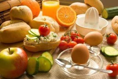 Những thực phẩm tốt dành cho bữa sáng
