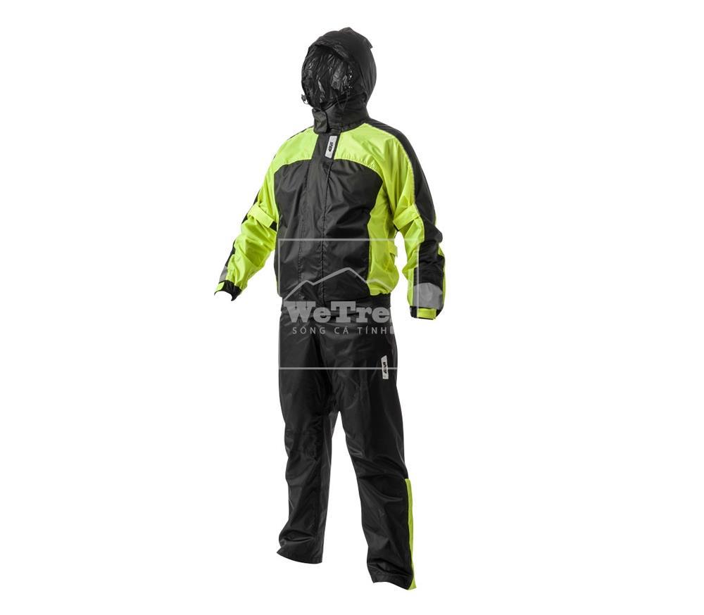 Bộ quần áo đi mưa GIVI ADVANCE WATERPROOF RAINSUIT - RR05