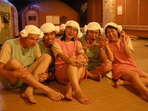 Văn hóa tắm hơi công cộng của người Hàn