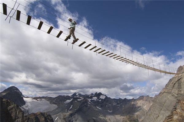Những cây cầu đáng sợ nhất hành tinh