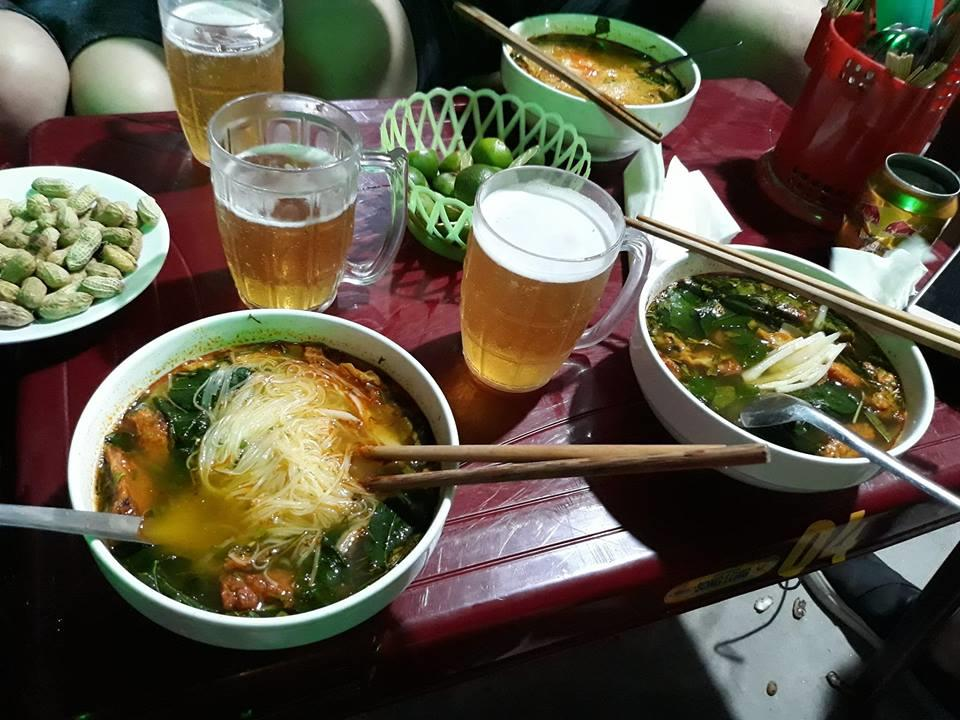 [Góc ảnh] Một số hình ảnh chuyến dã ngoại Đồng Châu, Cồn Vành Thái Bình