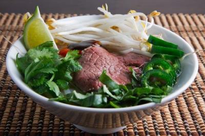 面条煮食谱从原来的河粉南定省美味食谱