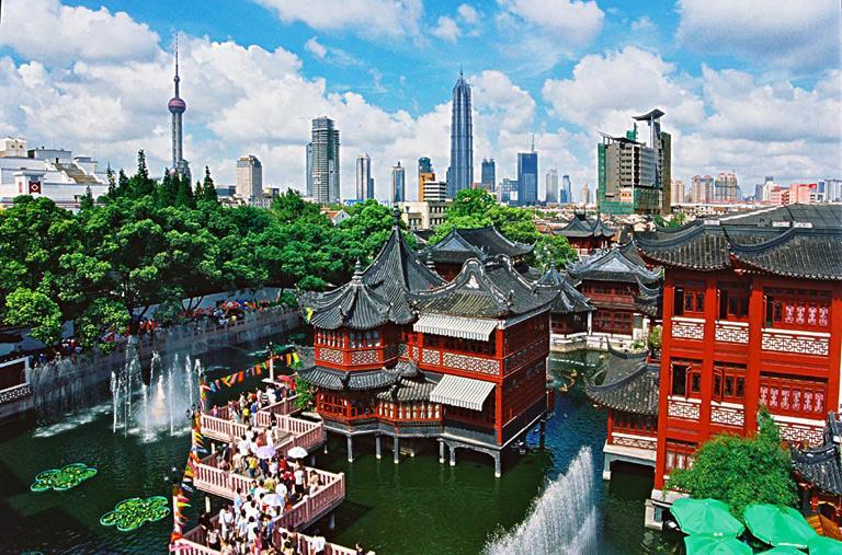 Dự Viên, Thượng Hải - địa điểm du lịch cho fan cuồng phim kiếm hiệp