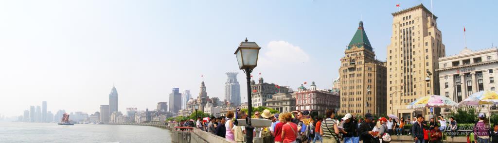 Sông Hoàng Phố - Bến Thượng Hải, địa điểm du lịch nổi tiếng của Thượng Hải