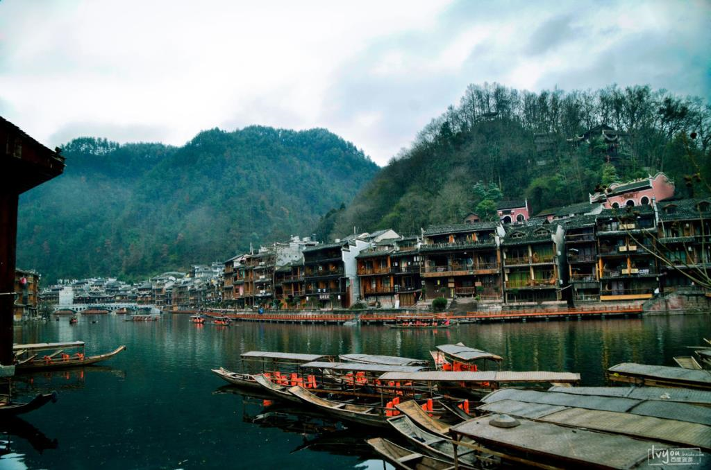 Phượng Hoàng cổ trấn - Trung Quốc đệ nhất cổ thành