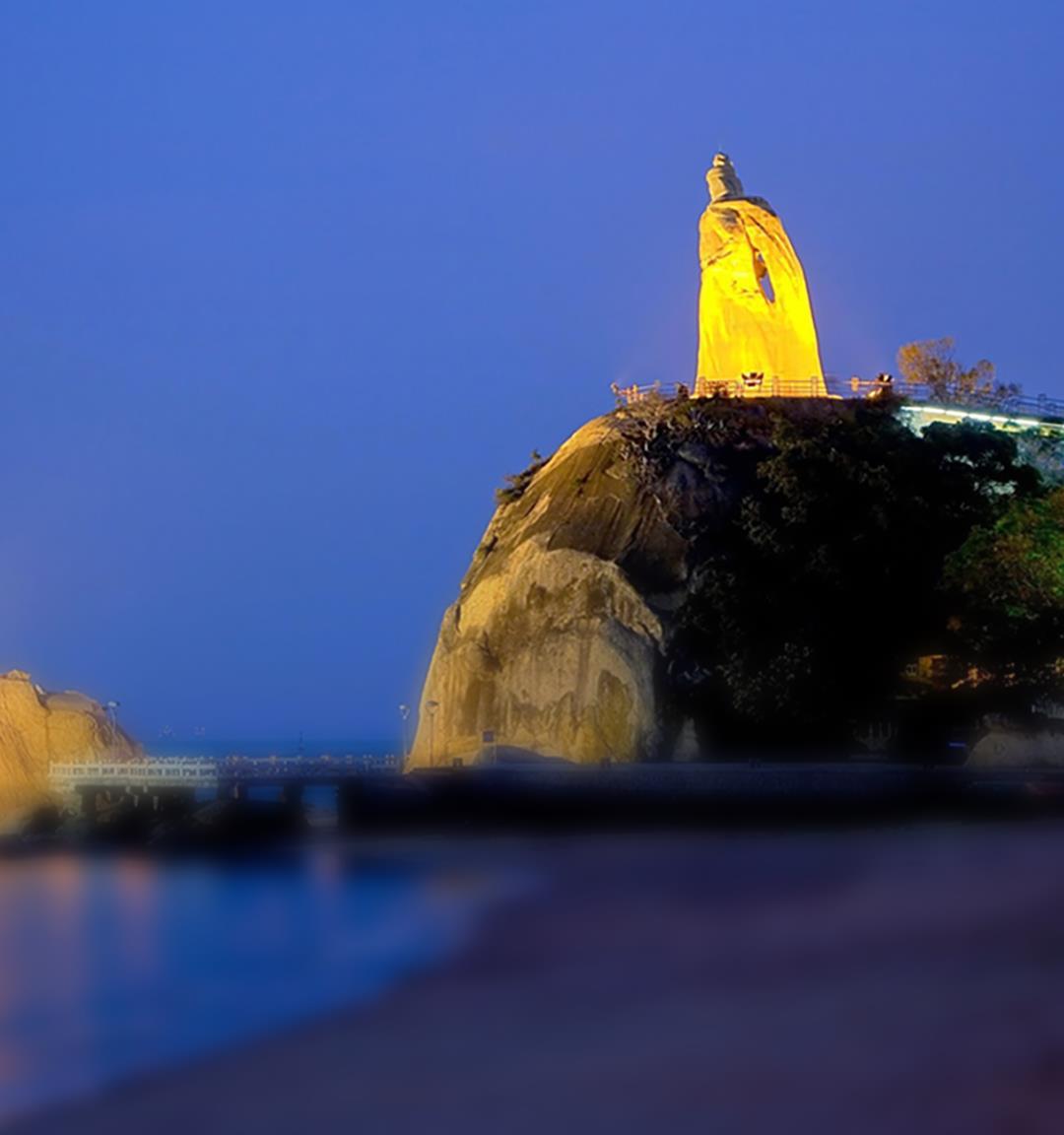 Cổ Lãng Tự - Hòn đảo của sự giao thoa giữa phong cách cổ điển và lãng mạn