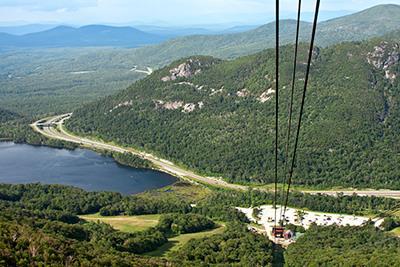 Các tuyến đường vận chuyển hàng chính của bang New Hampshire mỹ