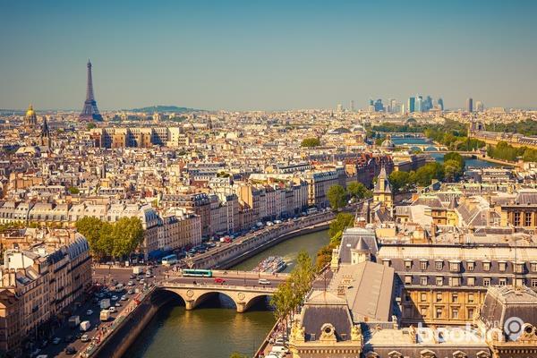 Không đến Pháp tức là bạn chưa du lịch Châu Âu