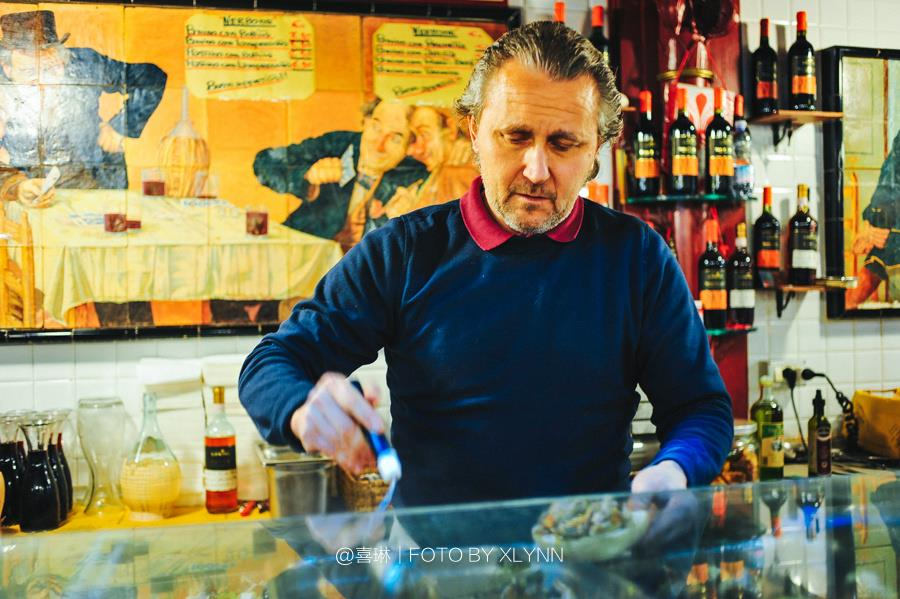 Cảm hứng ăn uống ngập tràn ở Chợ trung tâm Florence  - Ý