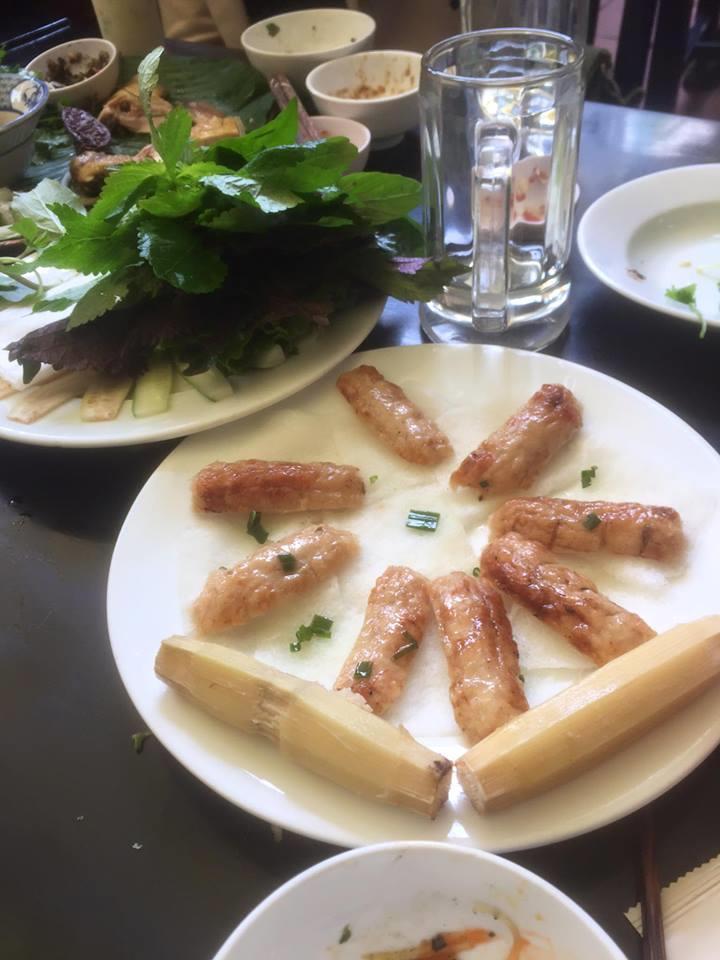 Check hàng nhà hàng 18 Phan Bội Châu