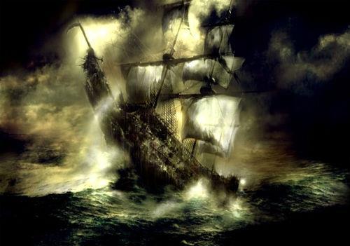 """10 """"con tàu ma"""" bí ẩn nhất trong lịch sử hàng hải"""