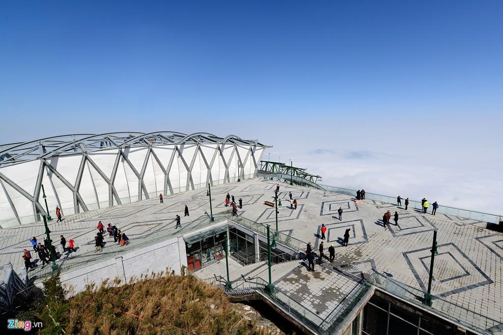 Toàn cảnh cáp treo kỷ lục thế giới lên đỉnh Fansipan