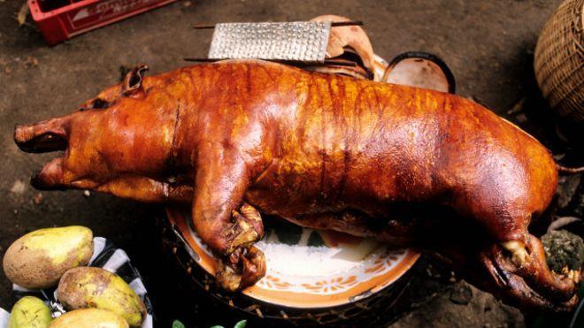 Món lợn quay Bali 'ngon nhất thế giới'