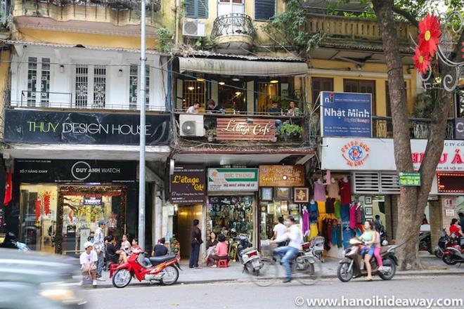 10 quán cà phê không thể bỏ qua khi du lịch Hà Nội