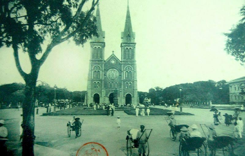 Những bức ảnh đầu tiên của Việt Nam
