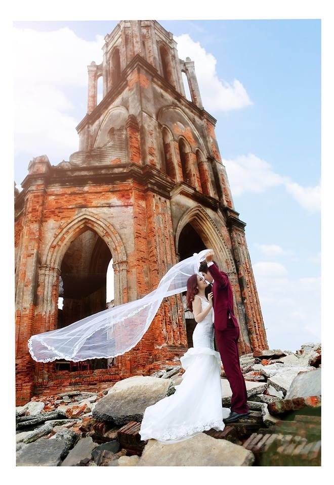 Những cung đường chụp ảnh cưới  đẹp nhất Nam Định