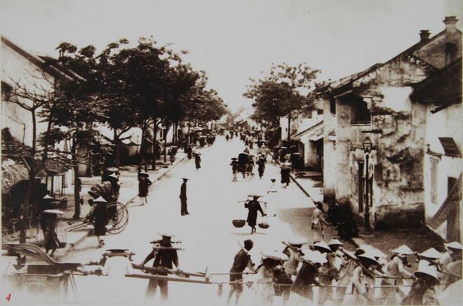 Hanoi ancient images through lenses Governor General of Indochina