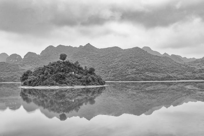 Tiểu Hạ Long cực đẹp - hồ Tuy Lai cho ngày nghỉ cuối tuần gần Hà Nội