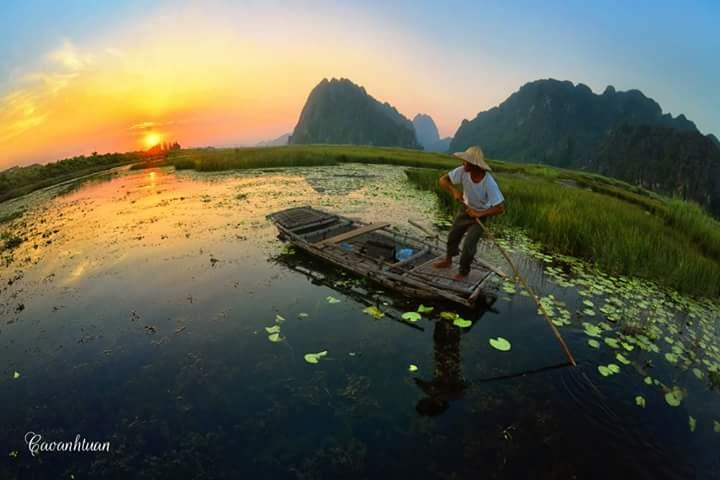 Discover the  sacred land stayed in Ninh Binh