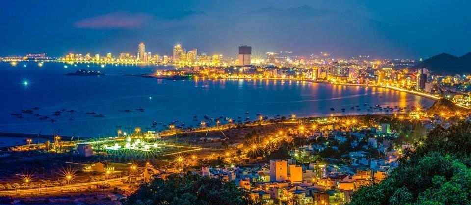 나트랑 해변 도시의 낭만적 인 아름다움!