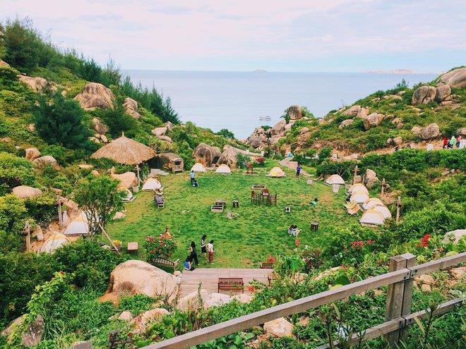 Trung Lương, Bình Định - Địa điểm dã ngoại lý tưởng cho gia đình và bạn bè