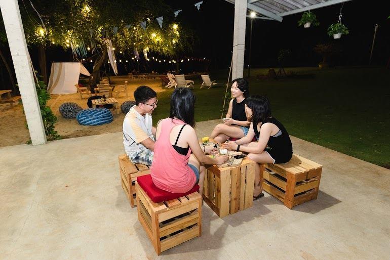 Thử cảm giác lạ cám trại qua đêm ở Vũng Tàu