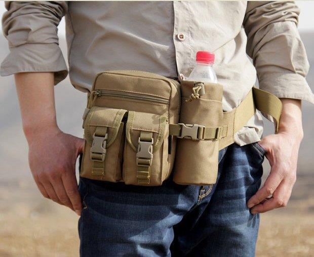 Túi đeo hông có bình nước -  phuotbuistore.com