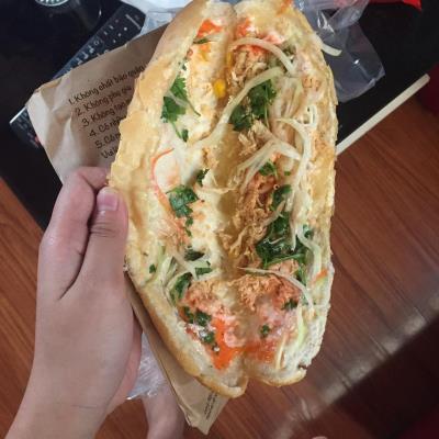 (Góc Chê Bai) Bánh mì Vợ Ong Vàng Chùa Bộc